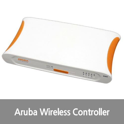 [중고][Aruba][무선컨트롤러] 620 Wireless access point controller & Warranty