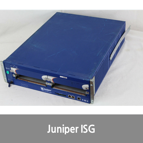 [Juniper] Netscreen ISG 2000 Chassis Starter Kit no TX2 modules NS-ISG-2000-SK1