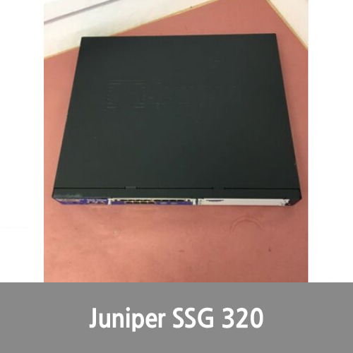 [Juniper] Networks SSG 320M Secure Services Gateway (J320-01)