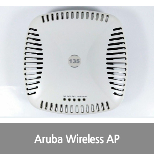 [중고][Aruba][무선AP] Wireless Access Point AP-135 POE Gigabit LAN Power Ethernet