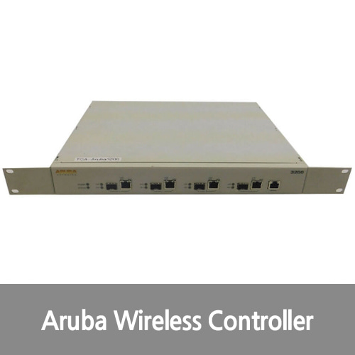 [중고][Aruba][무선컨트롤러] Networks 3200-US 4 Port Gigabit Wireless Mobility Controller Switch