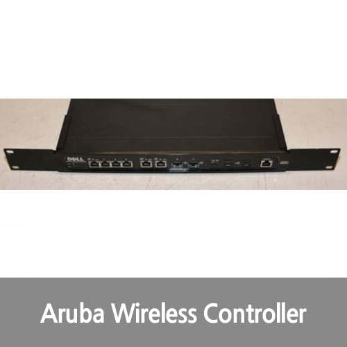 [중고][Aruba][무선컨트롤러] Dell Aruba 650-US Branch Office Controller Wireless LAN Controller
