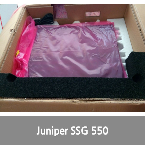 [Juniper] SSG 550M Secure Services Gateway New Opened Box