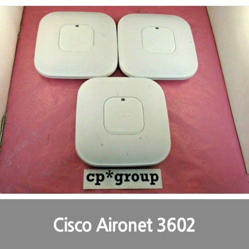 [중고][Cisco][무선AP] Aironet 3600 AIR-CAP3602I-A-K9 Dual Band Wireless Access Point