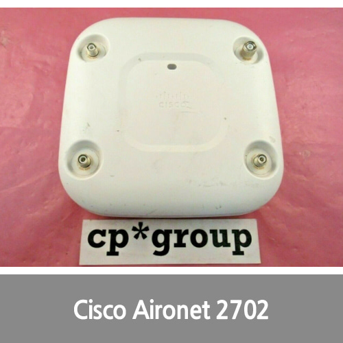 [중고][Cisco][무선AP] Aironet AIR-CAP2702E-A-K9 802.11a/g/n/ac Dual Band Wireless Access Point