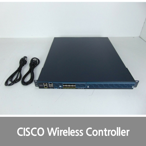[중고][Cisco][무선컨트롤러] AIR-CT5508-K9 5500 Series Wireless Controller