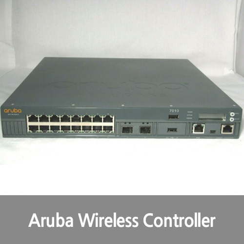 [중고][Aruba][무선컨트롤러] 7010 16-Port Wireless LAN Controller 7010-RW Mobility Branch Controller