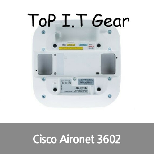 [중고][Cisco][무선AP] Aironet 3602I Wireless Access Point AP AIR-CAP3602I-A-K9 Autonomous IOS
