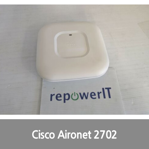 [중고][Cisco][무선AP] Aironet Wireless 2702I Access Point AIR-CAP2702I-A-K9 • Tested • QTY -C2