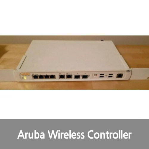 [중고][Aruba][무선컨트롤러] Networks 650-US Wireless Controller
