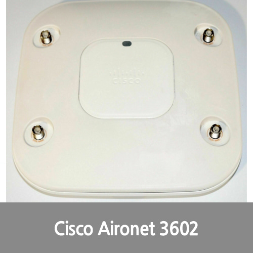 [중고][Cisco][무선AP] Aironet 802.11AC Access Point AIR-CAP3602E-A-K9 + AIR-RM3000AC-A-K9 Module