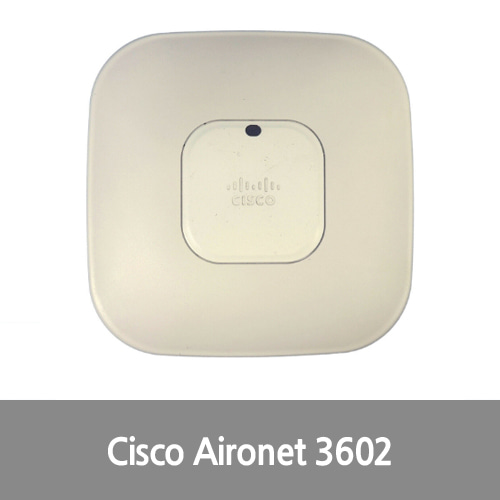 [중고][Cisco][무선AP] Aironet AIR-CAP3602I-A-K9 Dual Band Access Point Wireless 802.11n
