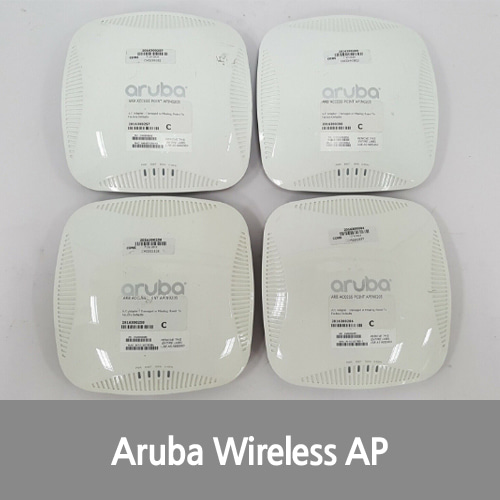 [중고][Aruba][무선AP] AP-205 Wireless Access Point APIN0205 802.11ac Dual Band JW164A