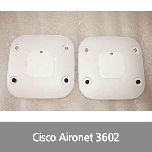 [중고][Cisco][무선AP] Aironet Dual Band Wireless Access Points AIR-CAP3602E-A-K9
