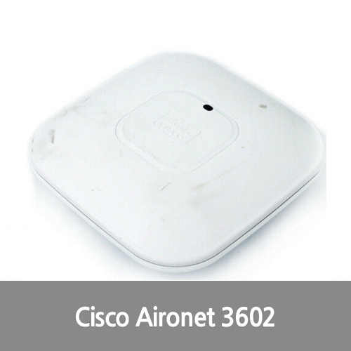 [중고][Cisco][무선AP] Aironet 3602I AIR-CAP3602I-A-K9 V01 Wireless Access Point