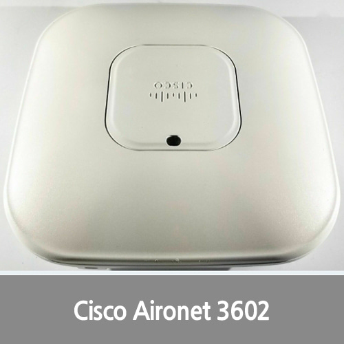 [중고][Cisco][무선AP] Aironet 802.11AC Access Point AIR-CAP3602I-A-K9 with AIR-RM3000AC-A-K9