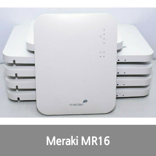 [중고][Cisco][무선AP] Meraki MR16 Wireless Access Point Unclaimed - Lot of 10