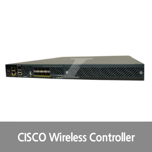 [중고][Cisco][무선컨트롤러] AIR-CT5508-12-K9 5500 Series Wireless Controller 12 Cisco Access Points