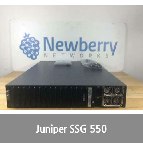 [Juniper] SSG-550M-SH 1 Year Warranty!