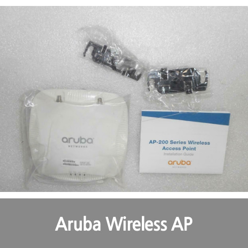 [신품][Aruba][무선AP] New Aruba AP-204 Wireless Access Point APIN0204