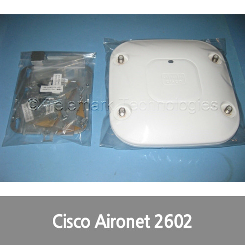 [중고][Cisco][무선AP] Aironet 2602E Controller-Based Wireless Access Point AP AIR-CAP2602E-A-K9