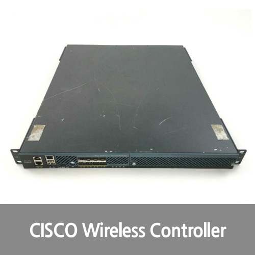 [중고][Cisco][무선컨트롤러] 5500 Series Wireless Controller - 8 Ports