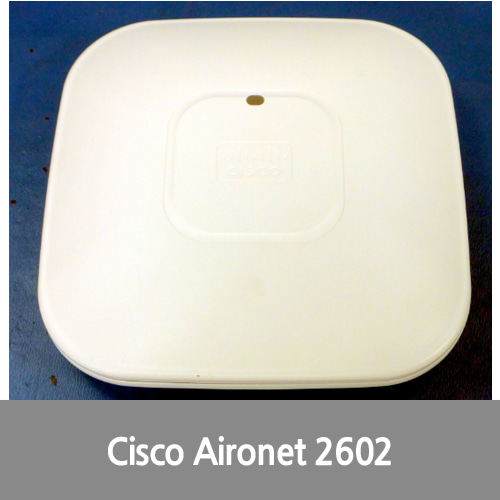 [중고][Cisco][무선AP] Aironet 2602i Dual Band Wireless Access Point AIR-SAP-2602i-A-K9