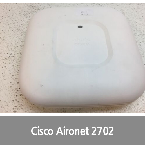 [중고][Cisco][무선AP] Aironet 2700 Series 802.11ac Dual Band Access Point AIR-CAP2702I-A-K9