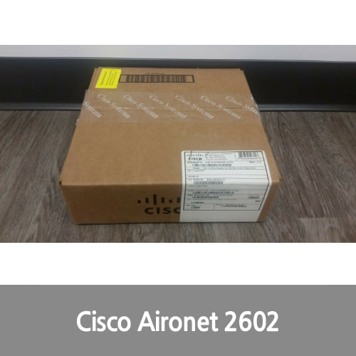 [신품][Cisco][무선AP] Aironet 2602E AIR-CAP2602E-A-K9 Wireless Access Point
