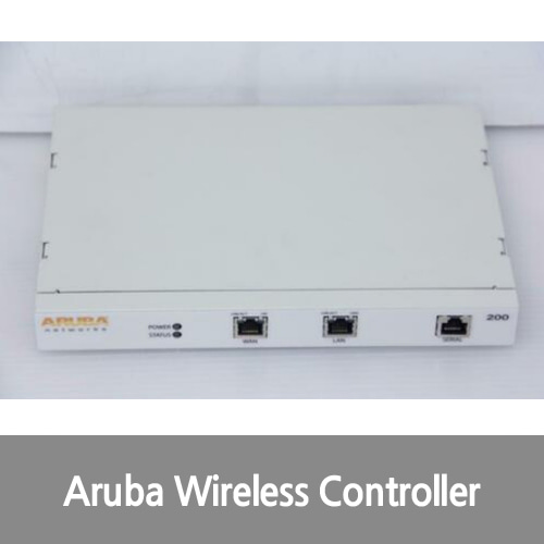 [중고][Aruba][무선컨트롤러] NETWORKS A200 200 Wireless LAN Mobility Controller No Power Adapter