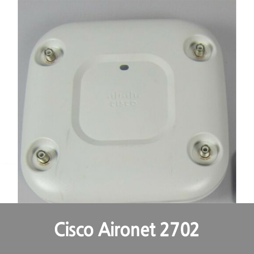 [중고][Cisco][무선AP] AIR-CAP2702E-A-K9 Aironet 2702E Wireless Access Point 802.11ac