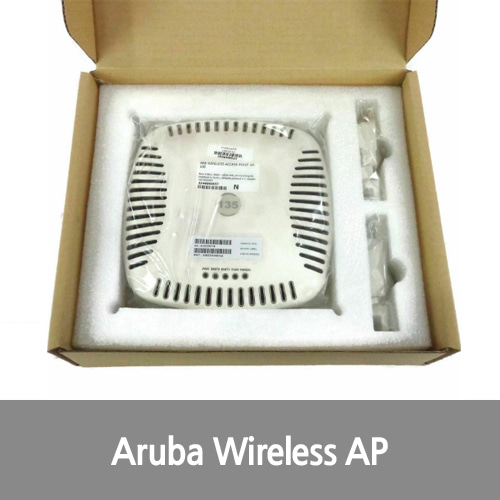 [신품][Aruba][무선AP] AP-135 Dual Band PoE Wireless Access Points 802.11n *New