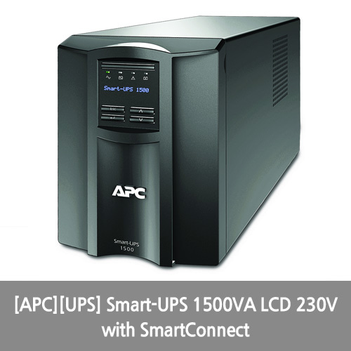 [APC][UPS] Smart-UPS 1500VA LCD 230V with SmartConnect
